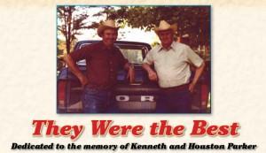 Kenneth & Huston Parker
